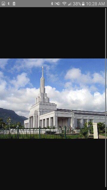 Tonga temple