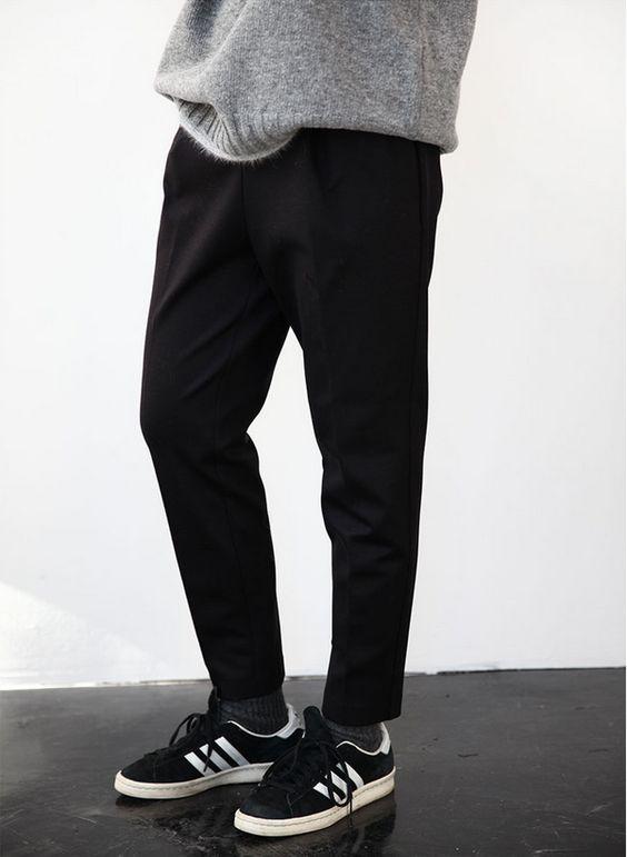 Black + Pants + Adidas                                                       …