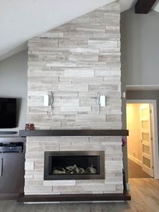 30 Unique Fireplace Makeover Ideas For Winter Season Fireplace