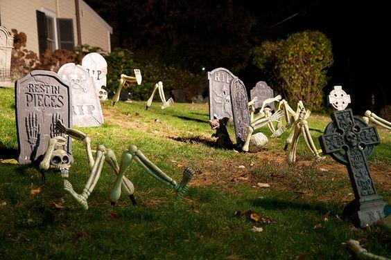 halloween decoração - Pesquisa Google
