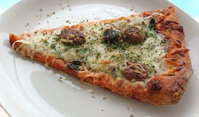 Broccoli Rabe, Homemade Sausage, Mushroom Pizza with Fresh Dough: Broccoli Rabe, Cookin Italian, Mushroom Pizza, Rabe Homemade, Fresh Dough, Italian Style, Homemade Sausage