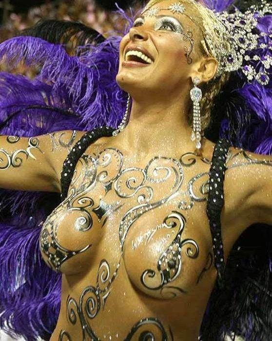 "Body, (Part 25), a.k.a., ""Samba"" (The Carnival Slideshow)"
