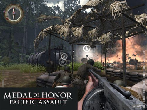 Medal of Honor Pacific Assault game Screenshot
