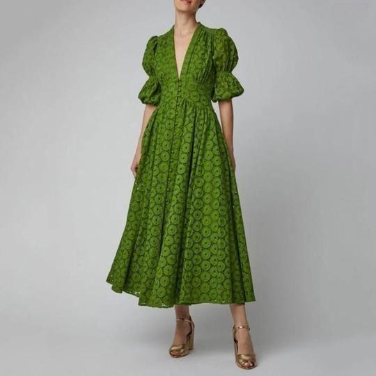33+ Bishop sleeve dress ideas