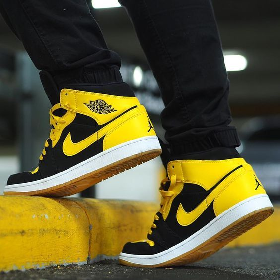 men's #male's #sneakers #Yellow #shoes #casual shoes #favorite ...
