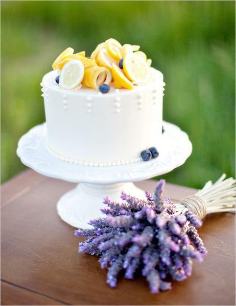 matrimonio limoni e lavanda, giallo e viola