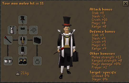Osrs Fashionscape Musician Osrs Runescape Runescape Old School Runes Slayer Undead