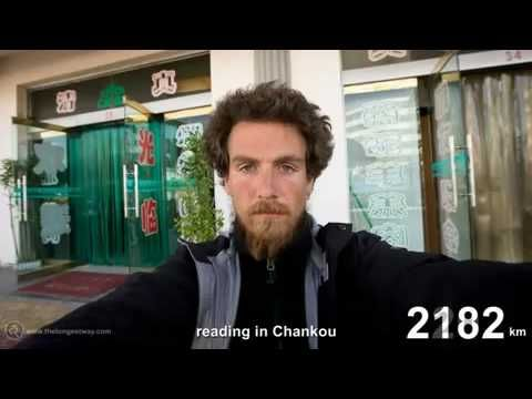 Christoph Rehage is an amazing example that not all who wander are lost.