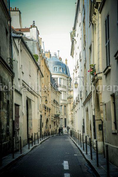 Paris Street Foto Fine Art Fotografie Paris von PatrickRabbatPhotos