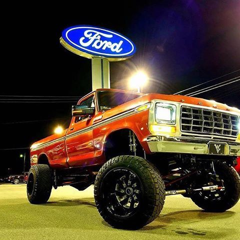 Hilldfab Ford Liftedford Liftedlife Liftedtrucks Offset