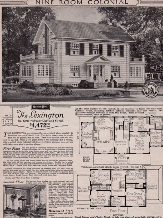 tour a real sears roebuck and co mail order craftsman 15 best images about house plans on pinterest 2nd floor
