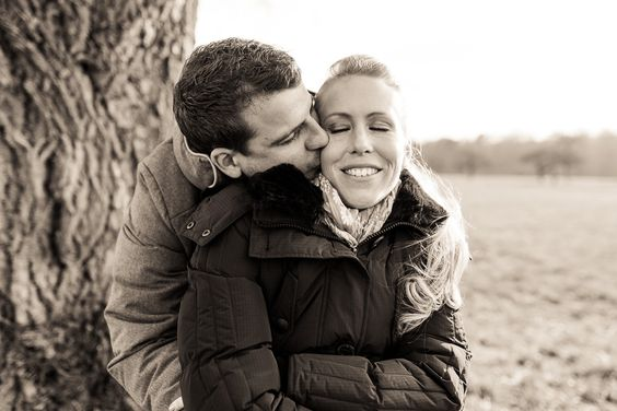 Lovestories just make me happy...These two lovebirds had their engagement shooting with me <3