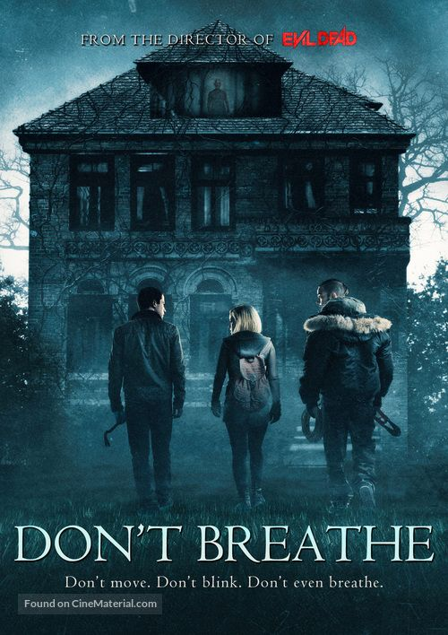 Nonton Film Don T Breathe 2016 Subtitle Indonesia Dont Breathe Movie Breathe Movie Breathe
