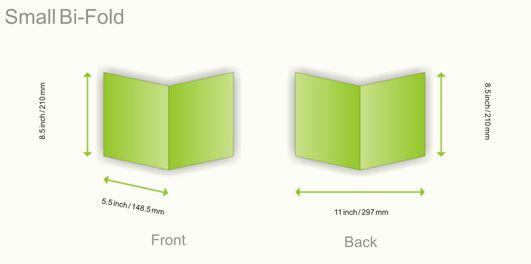 Want to print Bi Fold Brochures in UK &Europe? PrintingGood UK is ...