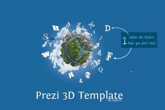 Best Free Prezi Templates For You To Reuse Images On