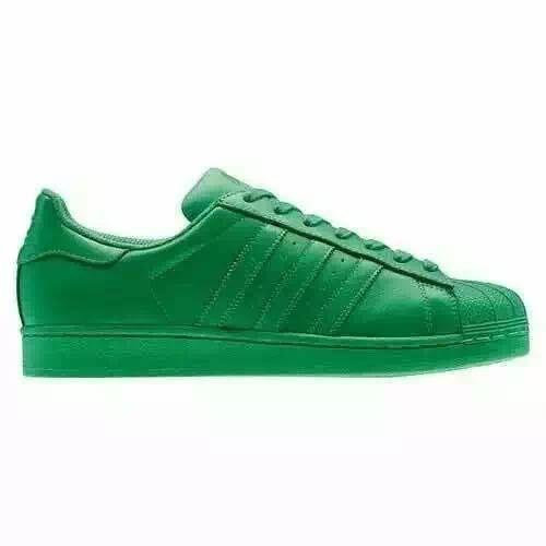 adidas donna superstar verdi