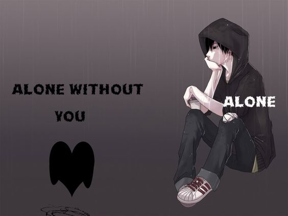 alone   Alone Without You   Love Image Collections
