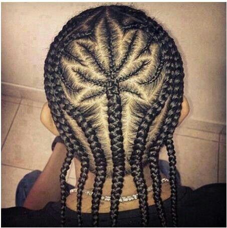 Magnificent Design Braided Hair And Nice On Pinterest Short Hairstyles Gunalazisus