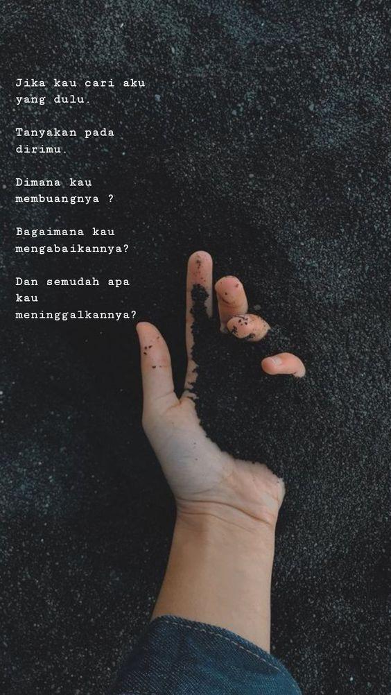 Pin Oleh Bira Wardana01 Di The Deepest Kutipan Tumblr Kutipan