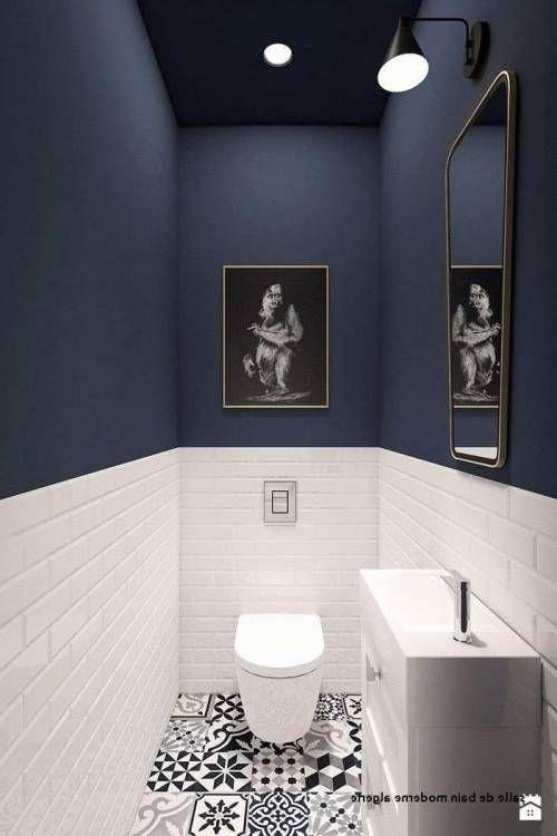 Épinglé par Sandrine Mahan sur wc en 2019 | Salle de bain ...