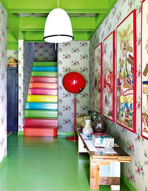 great color scheme! great ways to renovate and live in Beauty without investing a fortune :)