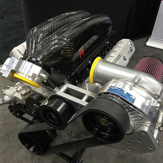 Chevy Diesel Blower: Mast Motorsports Chevy LS With A ProCharger Supercharger