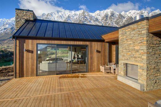 David Reid Homes Queenstown Show Home Build