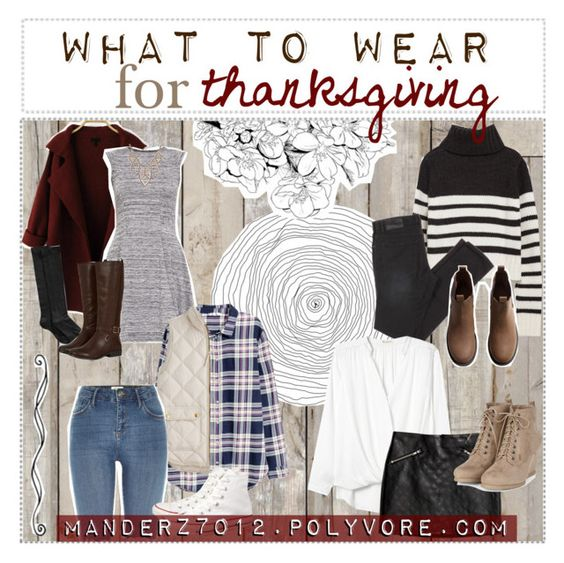 """what to wear for thanksgiving 