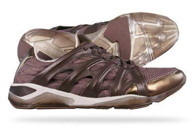 New Puma Alexander McQueen AMQ Ribcage Womens sneakers - Bronze $90.67