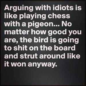Argue With Idiots Funny Quotes Sarcastic Quotes Quotable Quotes