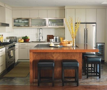 green-gray cabinets