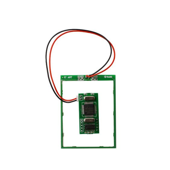 Iso Mhz Rfid ReadWrite Module With Rs Interface