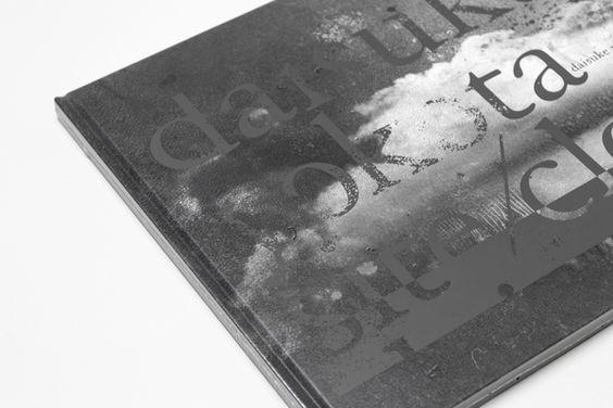 daisuke yokota 'site/cloud' on Editorial Design Served