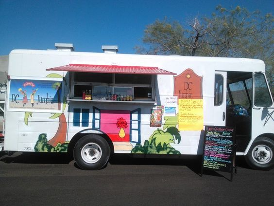Where Are The Food Trucks Today In Tucson Az