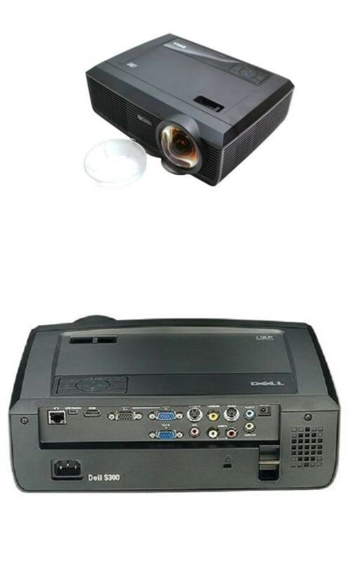 Projector Parts And Accessories 99231 Dell S300 Dlp Projector Buy It Now Only 220 On Ebay Projector Parts Accessories Projector Ebay Dmd