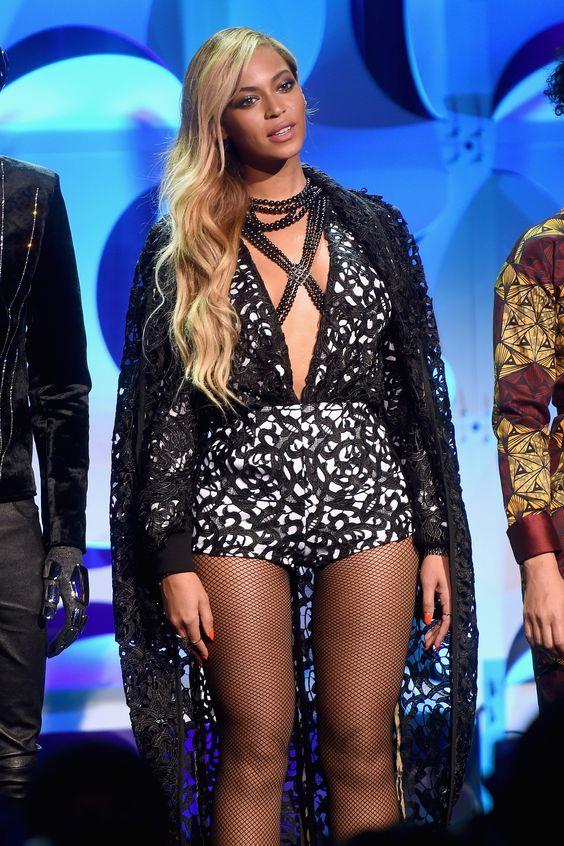 Los pantaloncitos de Beyoncé...