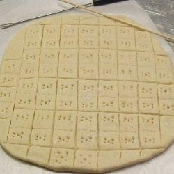 Brethren Communion Bread...yes, my grandmother used to make it for church and would make extra for us to eat because we love it!