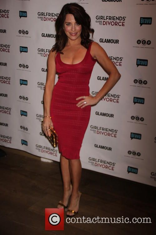 Alanna Ubach at the 'Girlfriends' Guide to Divorce' launch party