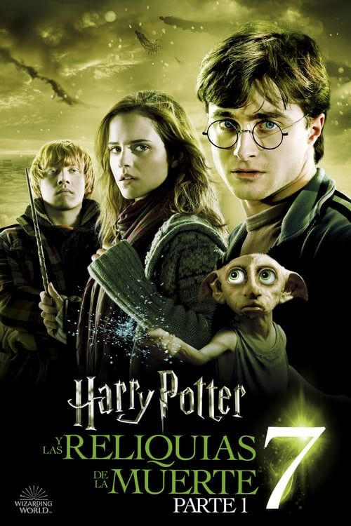 Watch Harry Potter And The Deathly Hallows Part 1 Full Movie Online Peliculas De Harry Potter Personajes De Harry Potter Harry Potter
