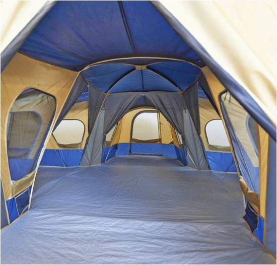 Ozark Trail Base Camp 14 Person Cabin Tent Review 20 X 20 Feet Best Tents For Camping Family Tent Camping Base Camp Tent