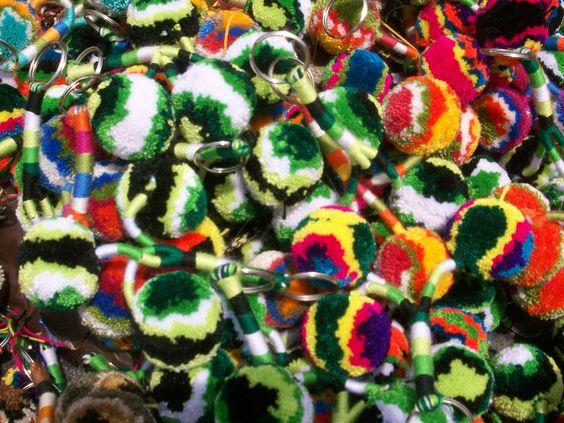 Wayuu llaveros