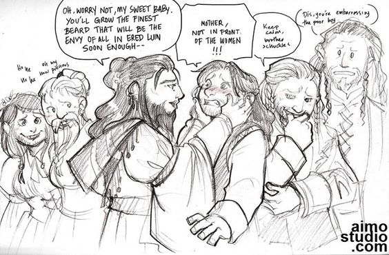 fanbook the hobbit - Google Search