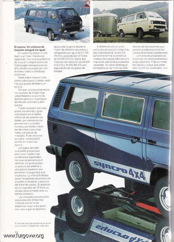 la t3!!el transporter y el microbús de volkswagen