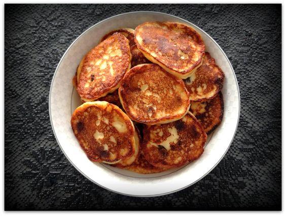 Hier wird mit Liebe gekocht: Quark-Pfannkuchen