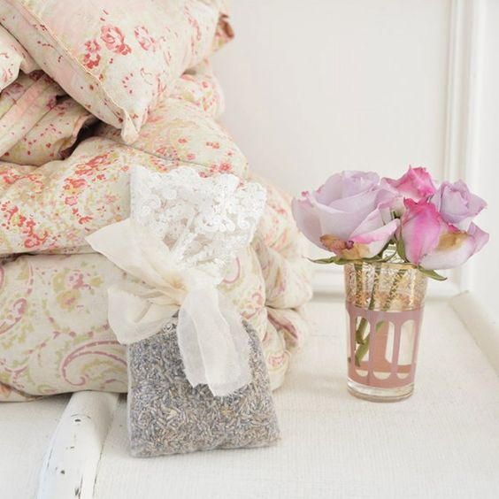 collection lavender bags