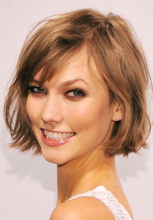 Glamour Glamunity Frisuren Frisuren Kinnlang Feines Haar