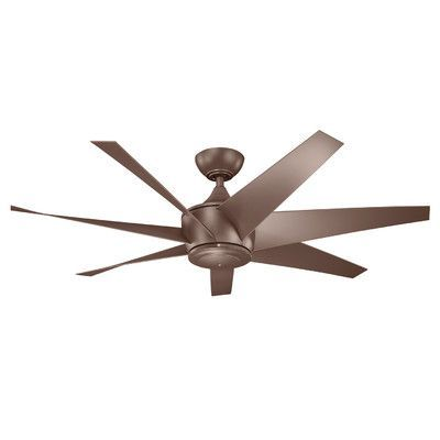 7 Blade Ceiling Fan: ,Lighting