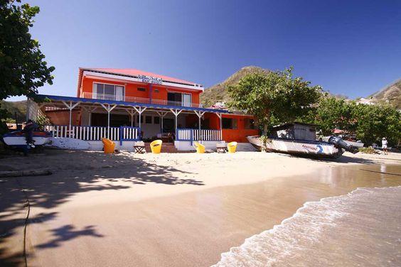 Reservation hotel Lo Bleu aux Saintes en Guadeloupe