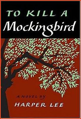 A favorite book and definitely one of my all time favorite movies!  LOVE Gregory Peck!