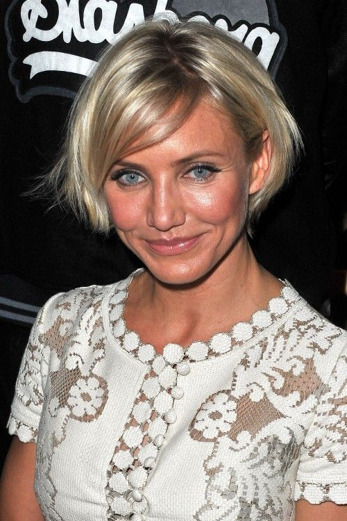 Pleasing Blonde Bob Haircut Short Blonde Bobs And Blonde Bobs On Pinterest Hairstyles For Men Maxibearus